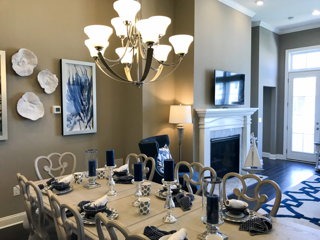 Interior Painting & Moulding