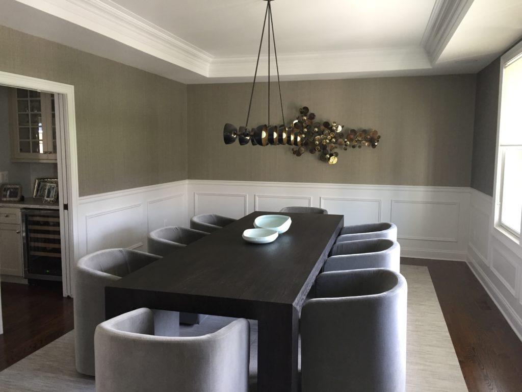 Dining Room Interior Painting